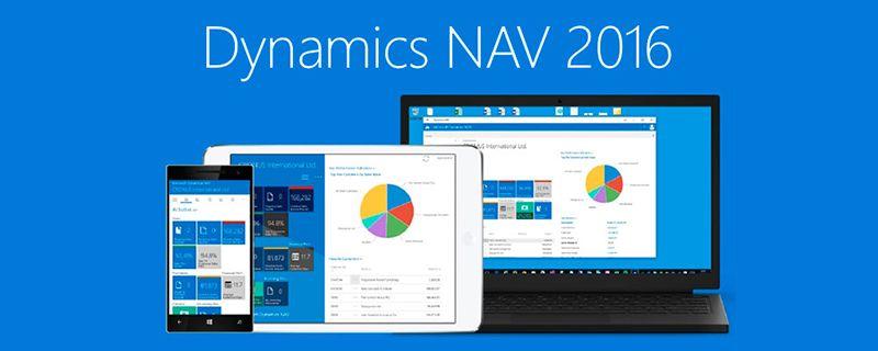 Tu PYME necesita Dynamics NAV 2016